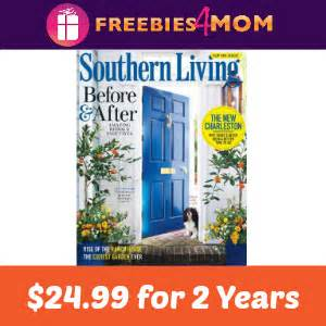 Southern Living Sweepstakes 2016 - southern living magazine 2 years for 24 99