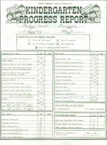 progress report card template a gift from heaven 1990 skills report card and progress