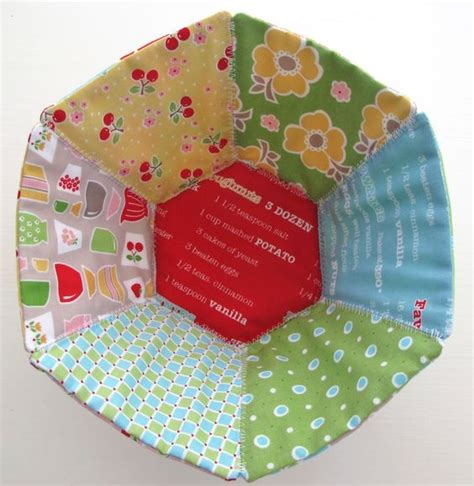 pattern for fabric microwave bowl potholders fabric bowls and bowls on pinterest