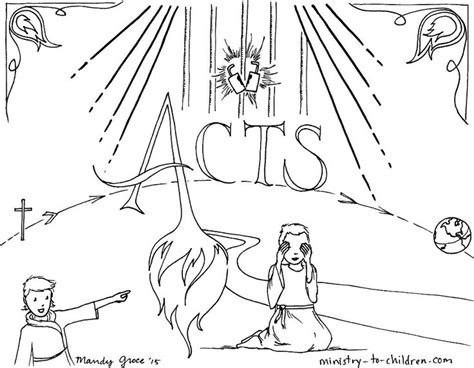 Acts 5 Coloring Pages by 72 Best Images About Church Acts On