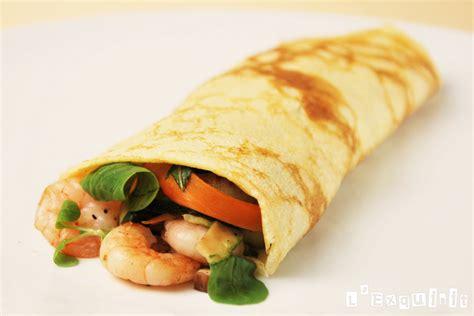 crepes receta salados crepes salados rellenos con verdura y jam 243 n mil recetas