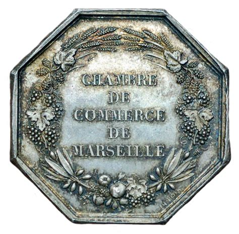 Chambre Commerce Marseille by Chamber Of Commerce Marseille Tokens Numista