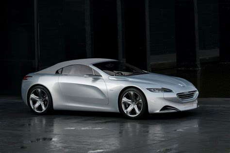 peugeot concept car peugeot sr1 concept released autoevolution