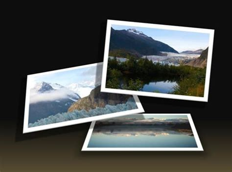 Create And Share A Photo Album Powerpoint Powerpoint Template For Photo Slideshow