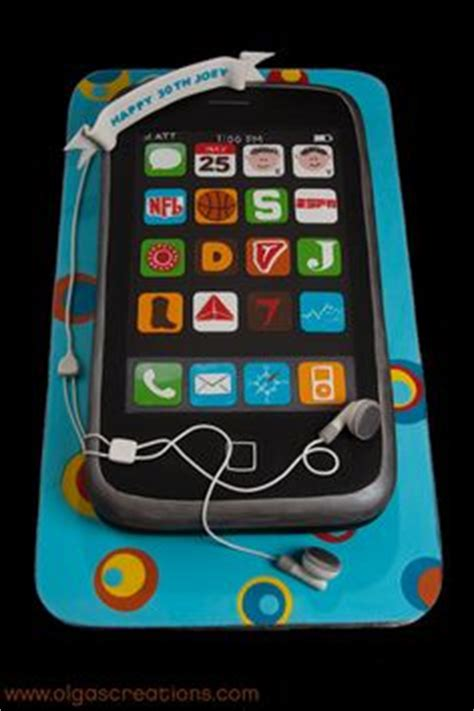 Images About Technology Cakes On Pinterest