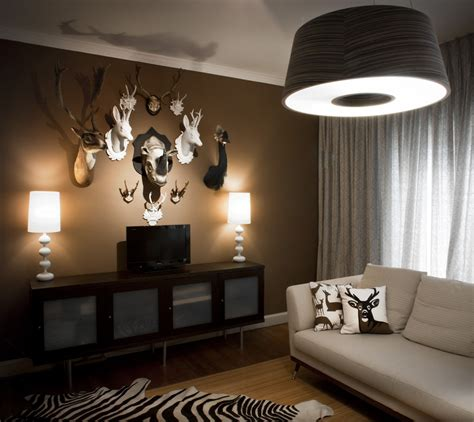 White Walls Home Decor Shocking White Deer Wall Decorating Ideas Images In Living Room Eclectic Design Ideas