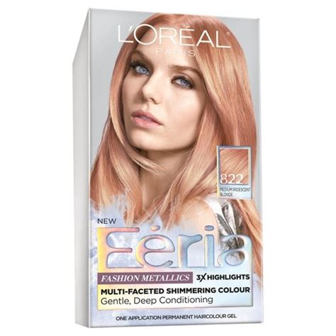 image gallery l oreal feria l oreal feria fashion metallics medium target