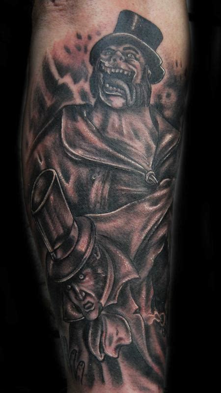 dr jekyll and mr hyde tattoo dr jekyll and mr hyde by ross lloyd tattoonow