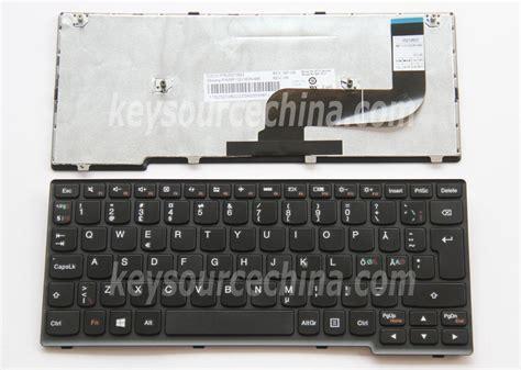 Keyboard Laptop Lenovo Ideapad S215 black frame lenovo ideapad 11s s210 s215 flex 10 touch nordic scandinavian keyboard
