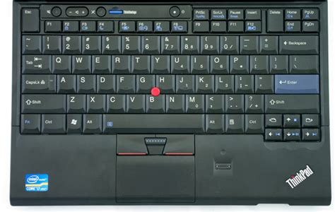 Keyboard X220 lenovo thinkpad x220 review storagereview storage reviews
