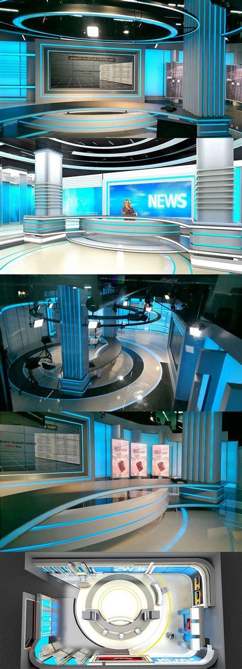 Tunik Set 2 In 1 orient tv studio tv studio design tv set design studio design tvs and studio