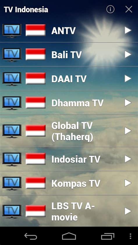 Tv Jakarta indonesia tv live 1mobile