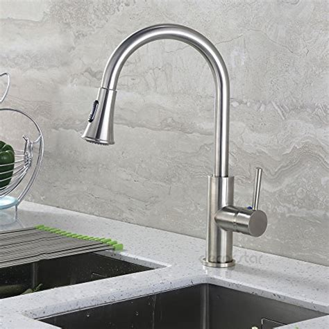 decor star tpc11 tb contemporary pull down spray kitchen decor star faucet decor star faucet