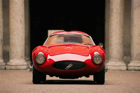 brand new sports cars effeffe s berlinetta is a brand new sports car with 1960 s