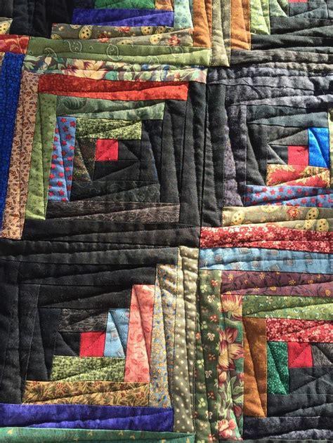 Log Cabin Patchwork Quilt - best 20 log cabin quilts ideas on log cabin