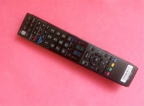 Spare Part Tv Led Sharp replacement for sharp tv remote lcd led ga 841 wjsa aquos new in remote controls from