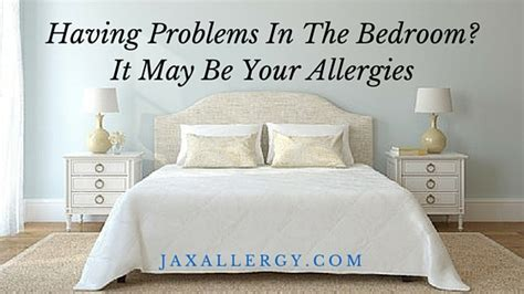 coughing in bedroom only problems in the bedroom it may be allergies jax allergy