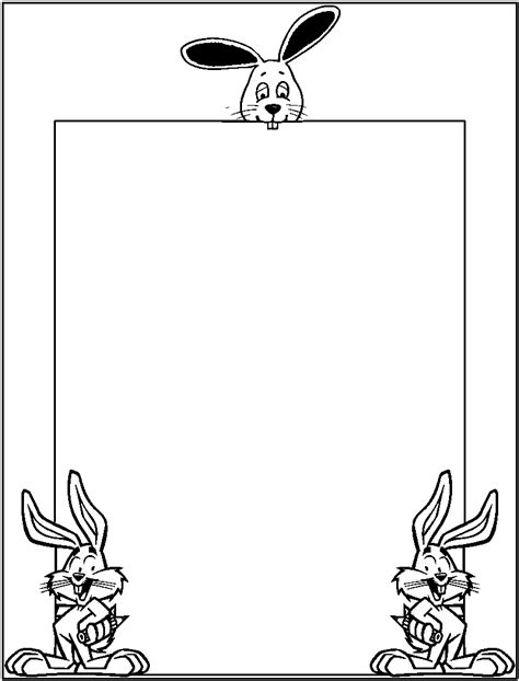 free coloring page borders borders coloring pages free printable colouring pages