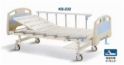 hospital bed manufacturers one crank medical bed ks 232 china one crank medical