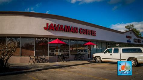 Javaman Coffee in Atascocita receives great reviews from the community   HKA Texas