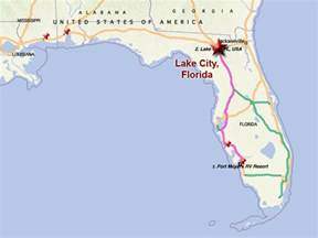 map of lake city florida lake city fl pictures posters news and on your