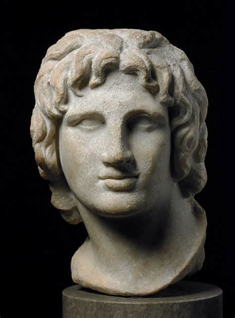 hellenistic biography definition british museum alexander the great