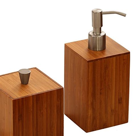 Luxury Bathroom Essentials Seville Classics 5 Bamboo Bath And Vanity Luxury