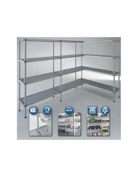 scaffale per scaffale per cella frigorifera o magazzino cm 60x60x160h