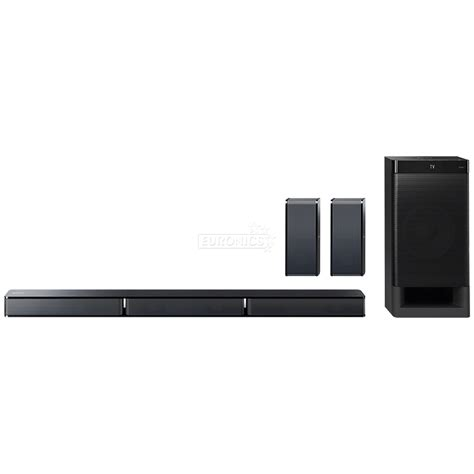 5 1 home theater system ht rt3 sony htrt3 cel