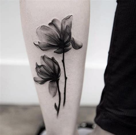 35 x ray flower tattoos that will take your breath away tattoo trends 35 x ray flower tattoos that will take