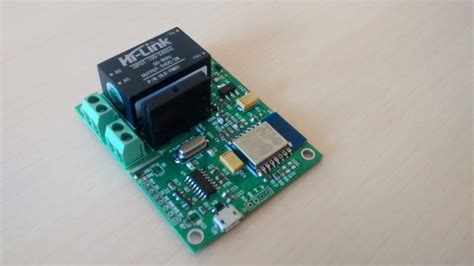 Wifi On Board wifi esp8266 solid state relay ssr board for iot from armtronix on tindie