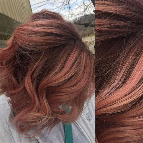 diy rose gold hair for brunettes 25 best ideas about rose gold hair on pinterest gold