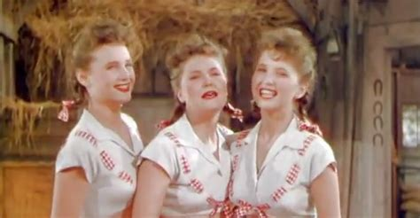 whatever happened to the amazing ross sisters the ross sisters singing solid potato salad in broadway