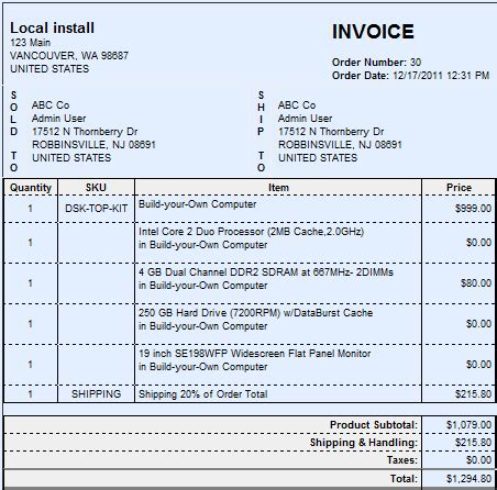 itemized bill template hotel receipt template