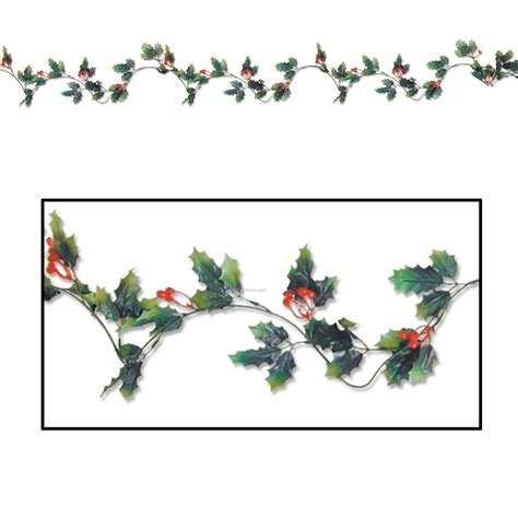 holly berry garland china wholesale holly berry garland