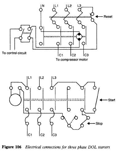 lovely electric motor starters drawings pictures