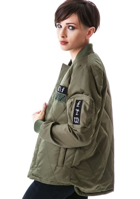 service jacket unif quilted service jacket dolls kill