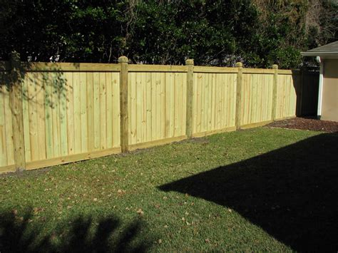 Privacy Fence Plans by Gallery Dpm Fence Llc