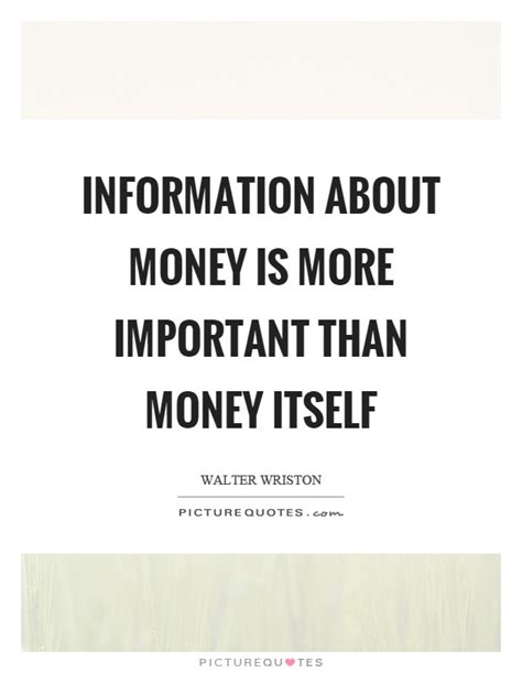 More Than Money Questions Every Mba Needs To Answer by 218 Information Quotes By Quotesurf