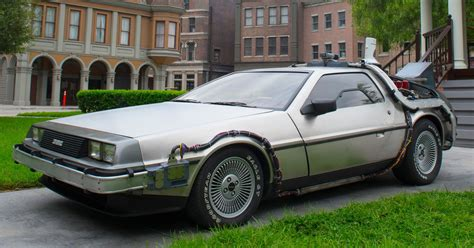 delorean car pictures delorean sports cars going back into production