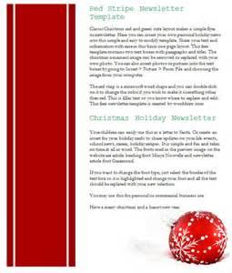 17 christmas newsletter templates free psd eps ai