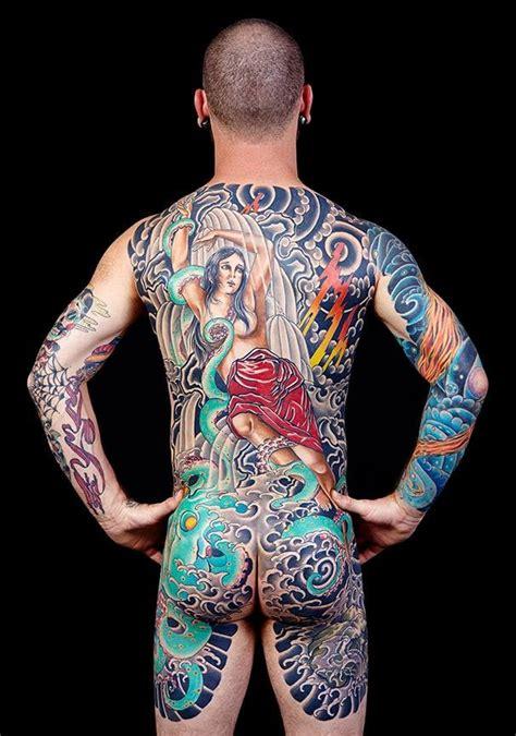tattoo expo washington state winner best backpiece seattle tattoo convention 2014 mike