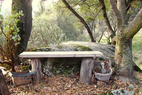 rock benches for garden how to build simple garden benches for free flea market