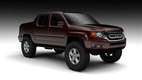 honda truck lifted big lift ridgeline ideas pinterest honda honda