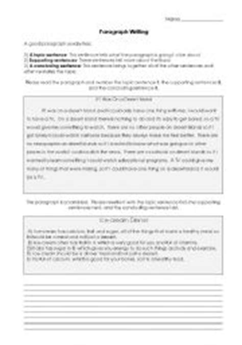 paragraph pattern approach activities paragraph writing exercises for beginners 41 free esl