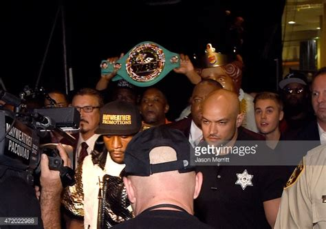 Kaos Manny Pacquiao B las vegas walk of stock photos and pictures getty