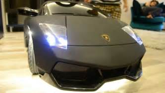Kid Lamborghini Battery Operated Car Modified For Lamborghini Lp 670