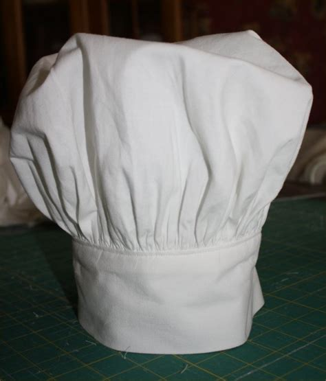 How To Make Chef S Hat With Paper - how to make a child s chef s hat you can call me gwen