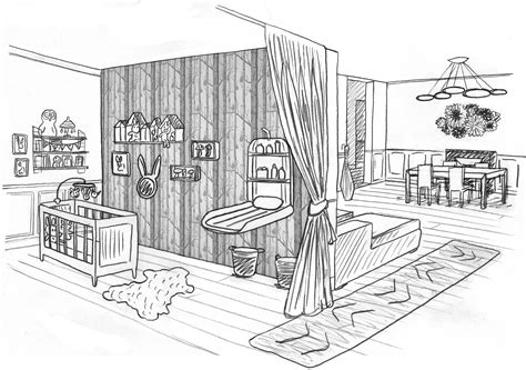 Comment Dessiner Sa Chambre by Comment Dessiner Sa Chambre Simple Comment Dessiner Une