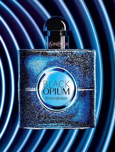 ysl debuts black opium intense  zoe kravitz campaign